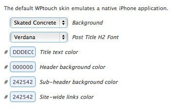 color-wptouch