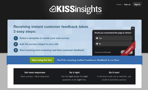 KISSinsights