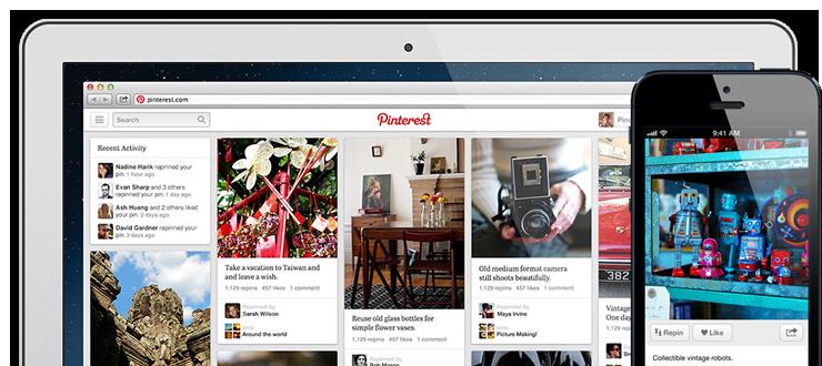Pinterest Mac